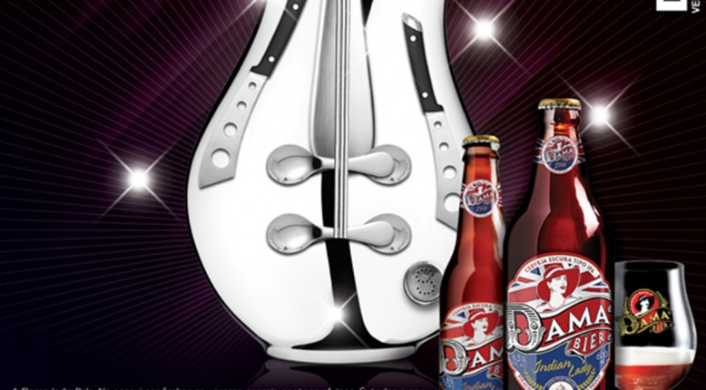 Anúncios Dama Bier - Harmoniza