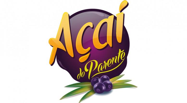 Logotipo Açaí do Parente