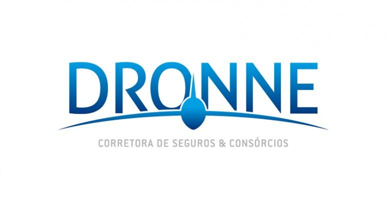Logotipo Drone