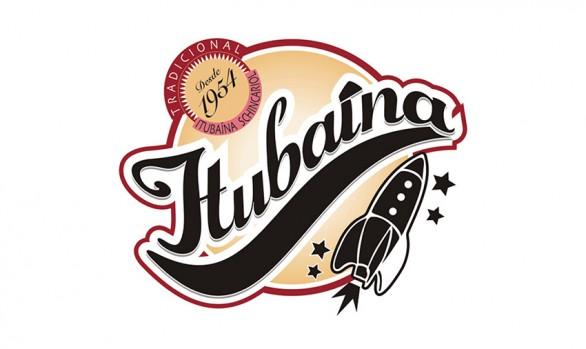 Logotipo Itubaína Retrô