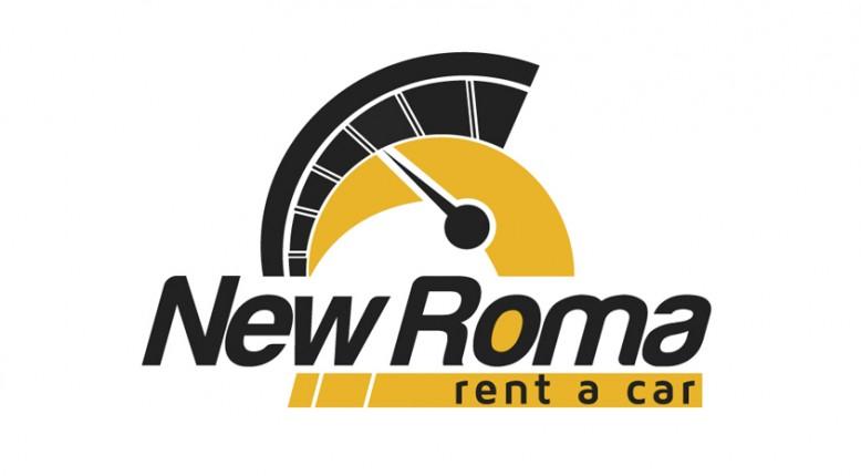 Logotipo New Roma