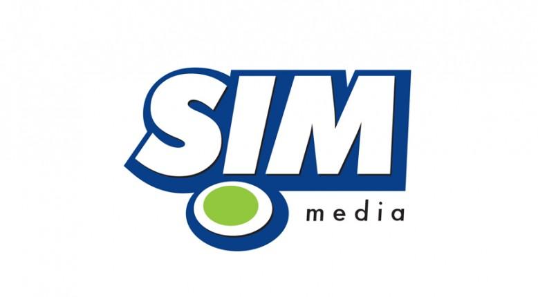 Logotipo SIM Media