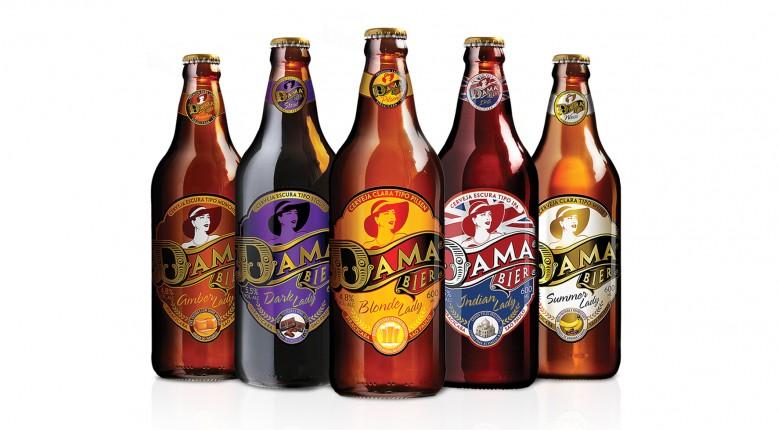 Rótulos Dama Bier (I)