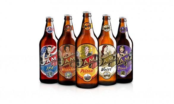 Rótulos Dama Bier (2)