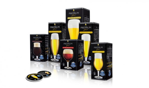 Embalagens Premium Beer Ruvolo