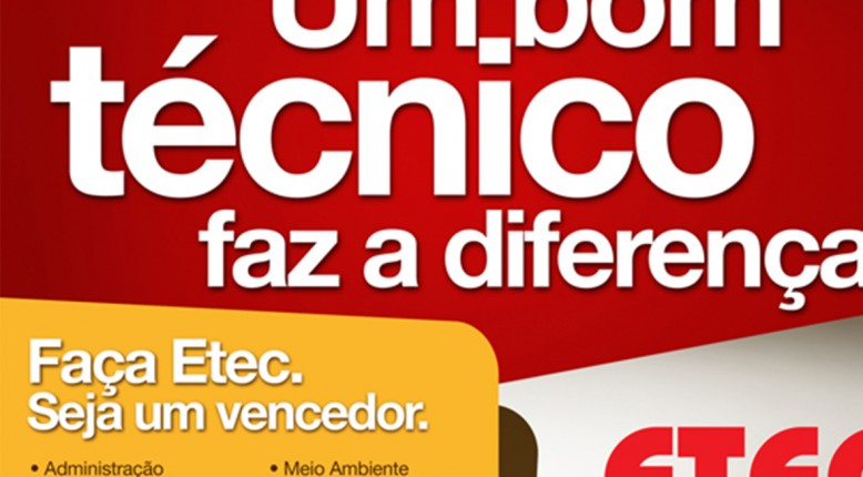 Campanha ETEC 2012